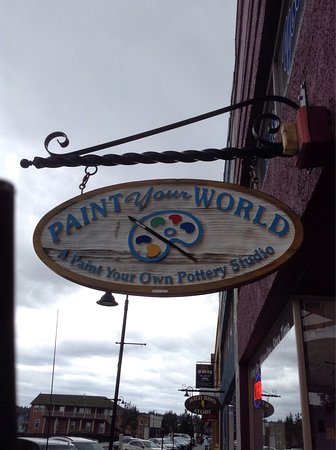 Oak Harbor, WA: Paint Your World