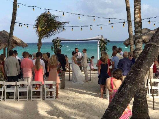 Mahekal Beach Resort We Watched A Beautiful Wedding