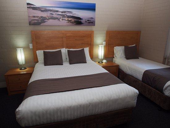 Dongara Hotel Motel: TWIN ROOM
