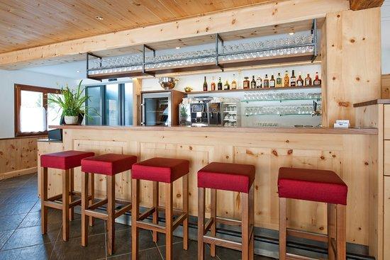 Sils im Engadin, Switzerland: Bar