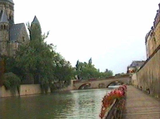 Canal de la Moselle: Мозель и его каналы