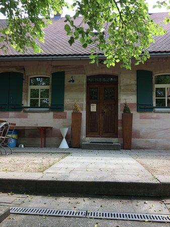 Pleinfeld, Allemagne : nicht nur fränkische Küche, sondern auch in fränkischer Architektur