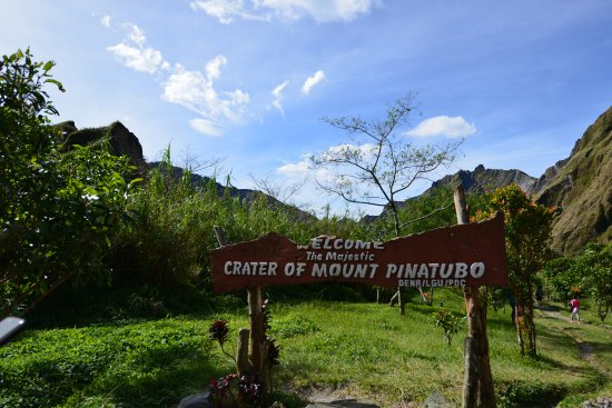 Mount Pinatubo: The Entry