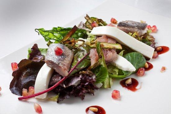 Alhambra : Ensalada de sardina