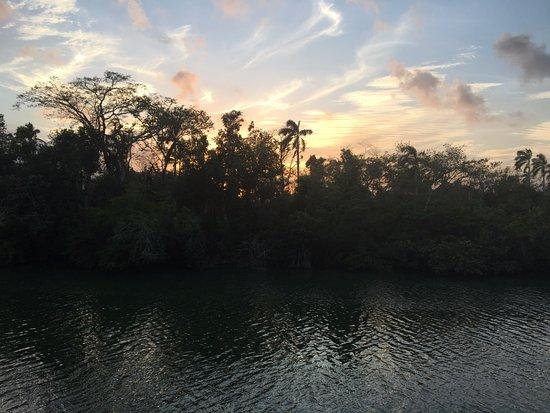 Black Orchid Resort: tramonto