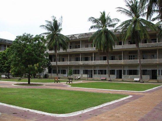 Museo del genocidio di Tuol Sleng
