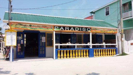 Paradiso Cafe : il posto