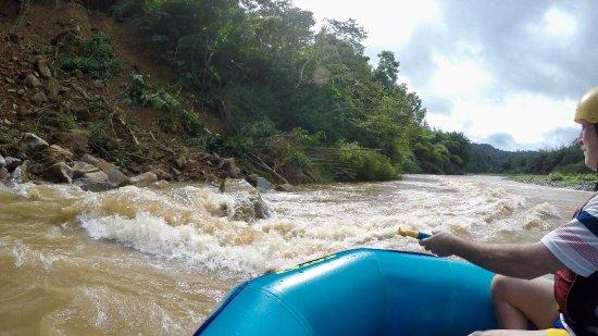 Rivers Fiji - Day Adventures: small rapids