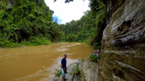 Rivers Fiji - Day Adventures: where we had lunch