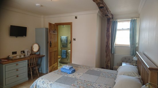 Bickenhill, UK: Double room
