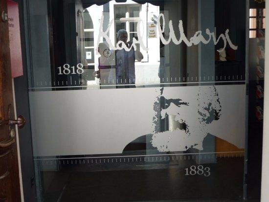 Karl-Marx-Haus: Casa de Karl Marx