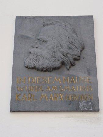 Karl-Marx-Haus: Karl Marx