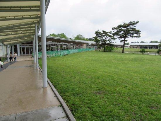 Karuizawa prince shopping plaza: ガーデンモール