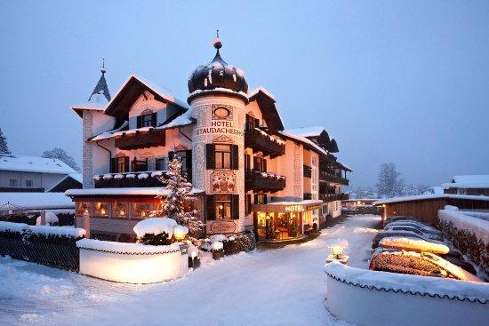 Staudacherhof im Winter