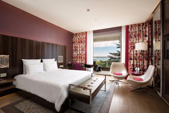 Swissotel Resort Sochi Kamelia: Swiss Advantage Sea view room