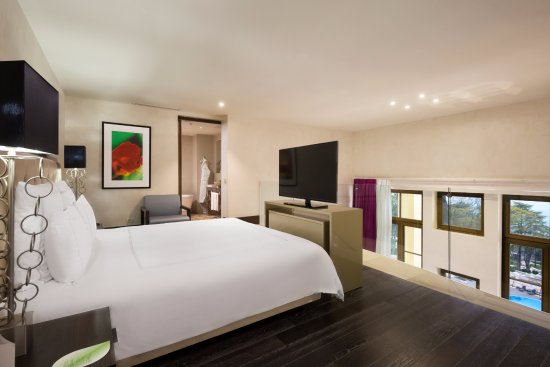 Swissotel Resort Sochi Kamelia: Duplex Suite