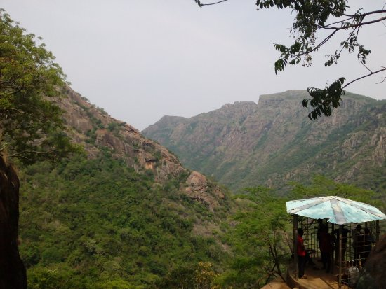 Kolli Hills, Indien: View point - On the way to Agaya Ganga