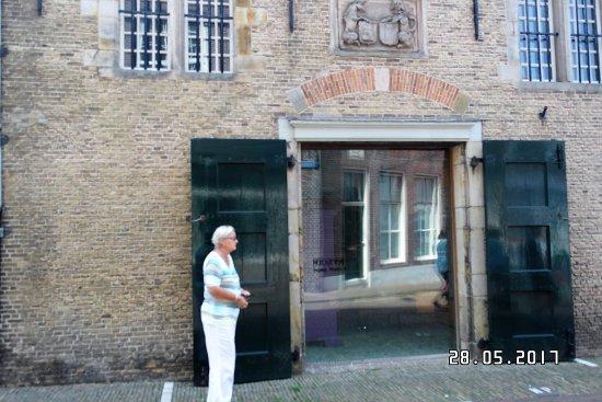 Brielle, The Netherlands: binnen plaats