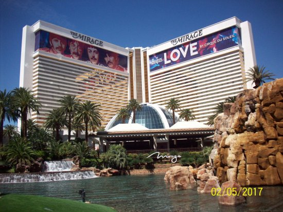 the mirage hotel and casino
