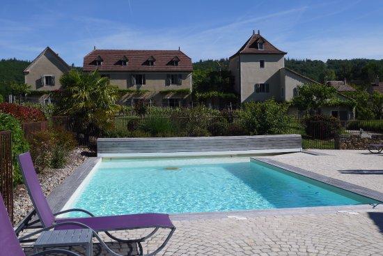 Tour-de-Faure, Γαλλία: piscine