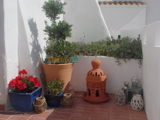 Huercal-Overa, Spain: Entrance to Restaurante Los Lucas.