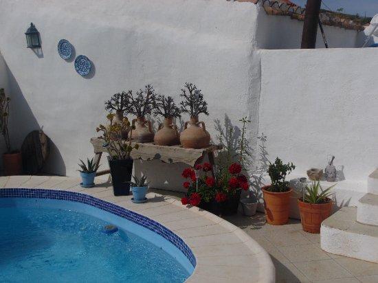 Huercal-Overa, Spain: Restaurante Los Lucas Terrace.