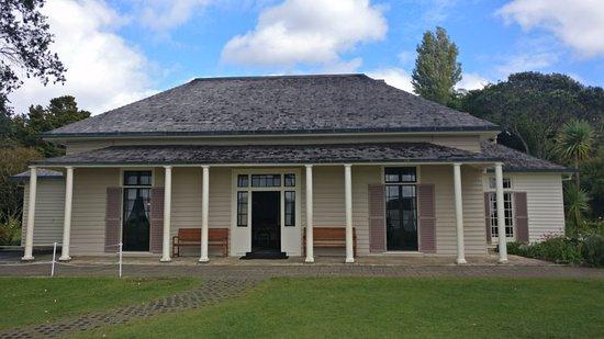 Waitangi Treaty Grounds: Treaty House