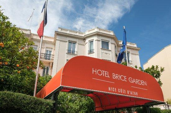 Hotel Brice Garden Photo