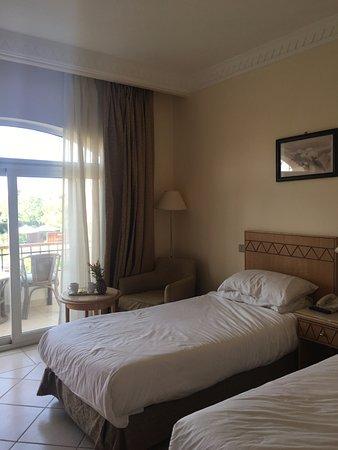 Camera doppia con letti singoli - Picture of Sierra Sharm El Sheikh ...