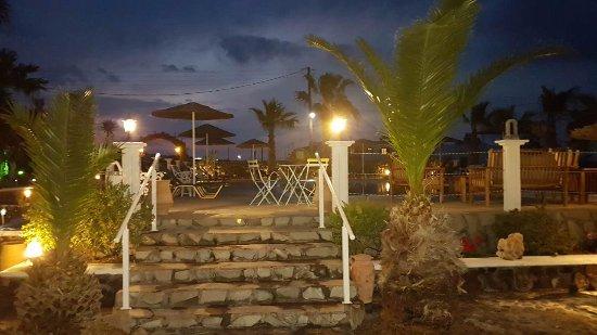 Santa Elena Hotel : relaxing time