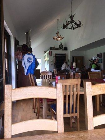Cameron Tea Room Foyers