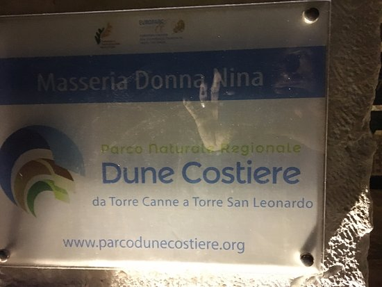 MASSERIA DONNA NINA