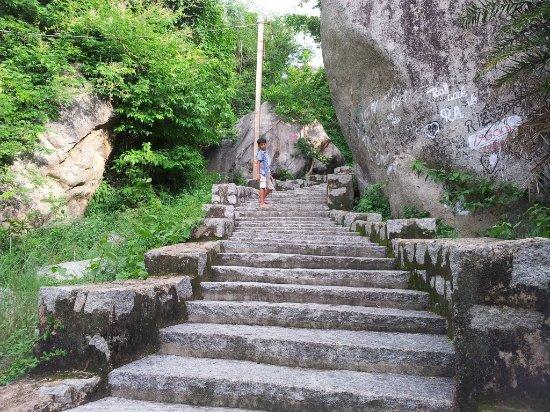Aragonda, Ấn Độ: Nice trekking