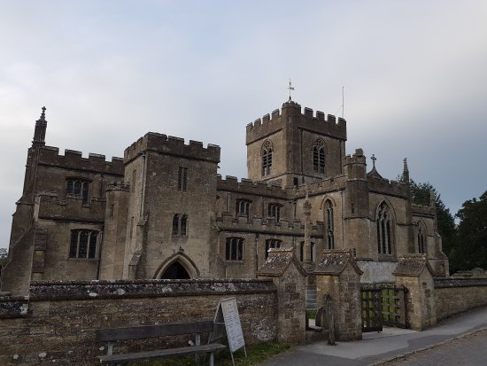 Edington Priory