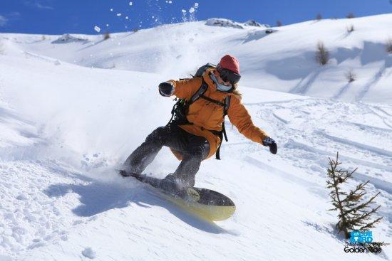 Mayhew Snowboarding