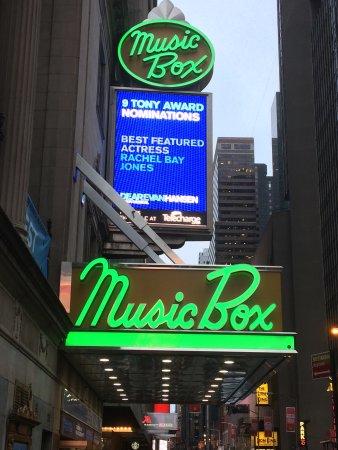 Music Box Theatre New York City Updated 2017 Top Tips