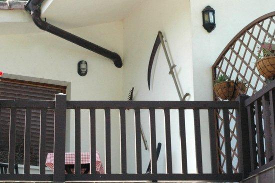 Casa Rural Higeralde: Déco Du0027un Balcon