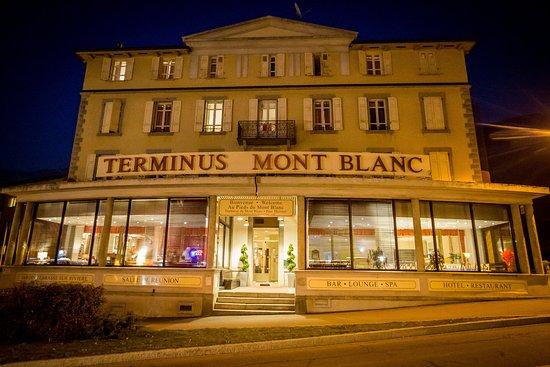 hotel terminus mont blanc saint gervais les bains france. Black Bedroom Furniture Sets. Home Design Ideas