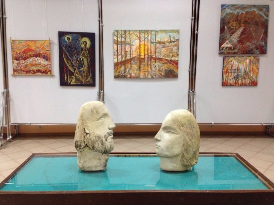 Berdyansk Art Museum of Brodskiy