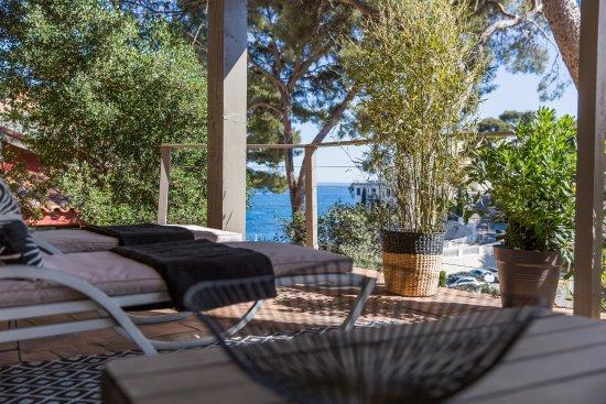 jardin d 39 emile cassis frankrike omd men och prisj mf relse tripadvisor. Black Bedroom Furniture Sets. Home Design Ideas