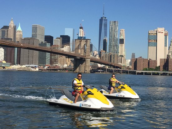 Sea the City Jet Ski Tours