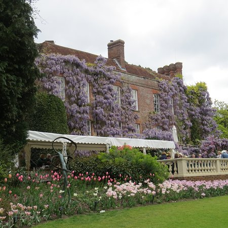 Ticehurst, UK: House and café