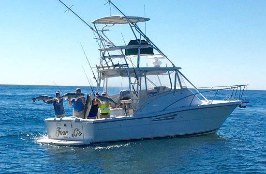 FOUR C's Montauk Charter Boat