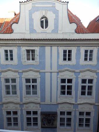 Pushkin Apartments: Вид из окна номера № 16