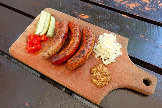 Sausage Trio