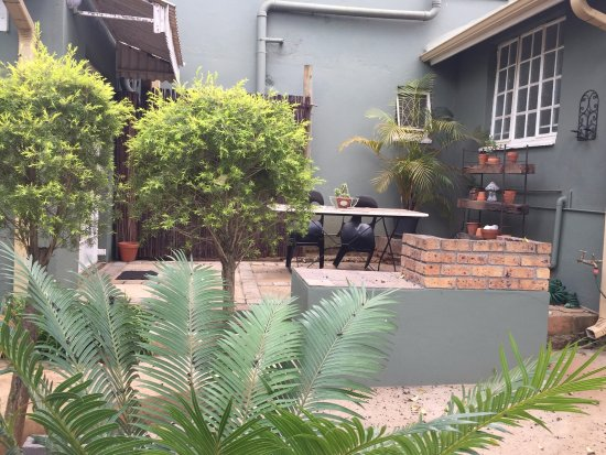 Sabie, South Africa: Apartment D, outside area