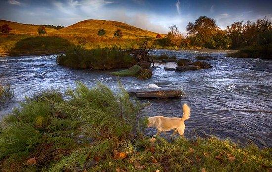 Landscape - Picture of Umzimkulu River Lodge, Underberg - Tripadvisor