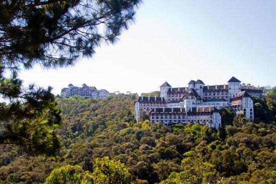 State of Alagoas: Durante passeio guiado visitamos vários castelos antigos. Essa foto foi em um mirante. Muito lin