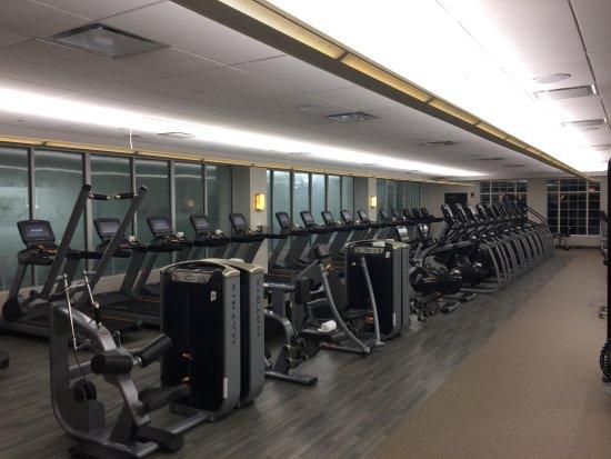 Fitness Center Picture Of Gaylord Opryland Resort Convention Center Nashville Tripadvisor