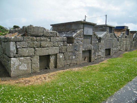 Ardfert, Ирландия: Family tombs